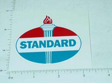 "3"" Standard Oval Sticker Main Image"