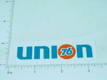 "3"" Wide Union 76 Sticker Main Image"