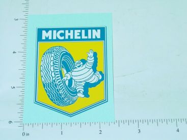 "2"" Wide Michelin Tires Sticker Main Image"