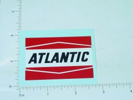 "2.5"" Wide Atlantic Refining Co. Sticker"