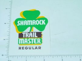 "2"" Wide Shamrock Trail Master Sticker"