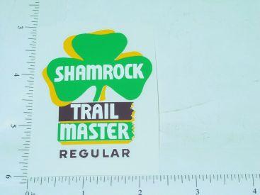 "2"" Wide Shamrock Trail Master Sticker Main Image"