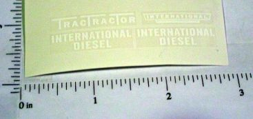 Arcade International TracTractor Sticker Set Main Image