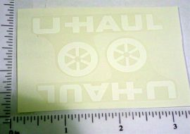 Nylint New Style UHaul Truck/Trailer Stickers