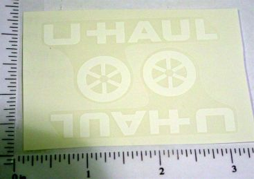 Nylint New Style UHaul Truck/Trailer Stickers Main Image