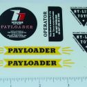 Nylint Hough Payloader (green version) Stickers Main Image