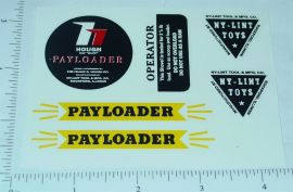 Nylint Hough Payloader (green version) Stickers