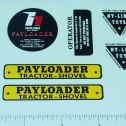 Nylint Hough Payloader (tracked) Stickers Main Image