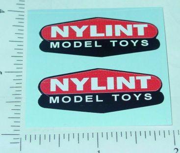 Pair Nylint Logo Replacement Sticker Set Main Image