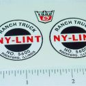 Nylint 5600 Ranch Truck Replacement Sticker Set Main Image