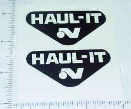Nylint Haul It Trailer Replacement Stickers
