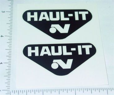 Nylint Haul It Trailer Replacement Stickers Main Image
