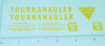 Nylint Tournahauler Vehicle Sticker Set Main Image