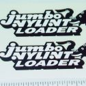 Nylint Jumbo Loader Sticker Set Main Image