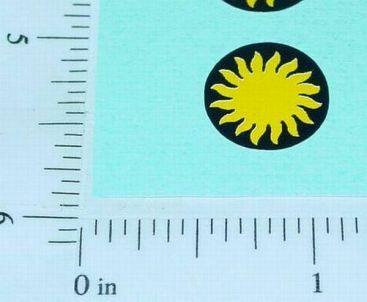 Superfast Matchbox #35 Fandango Sticker Main Image