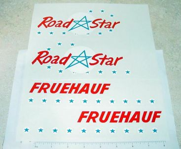 Smith Miller MIC Roadstar Freuhoff Sticker Set Main Image