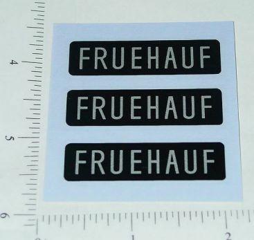 Smith Miller Fruehauf Lowboy Stickers Main Image