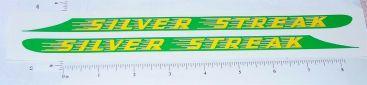 Smith Miller GMC Silver Streak Sticker Set Main Image
