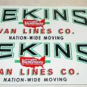 Smith Miller Mack Large Graphic Bekins Stickers Main Image