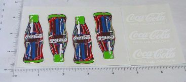 Smith Miller Coke Truck Replacement Sticker Set Main Image