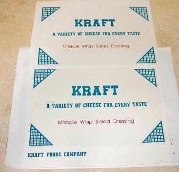Smith Miller Kraft Foods Box Van Sticker Set Main Image