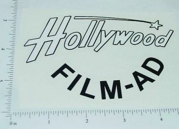 Smith Miller Mack Hollywood Film Ad Stickers Main Image