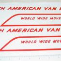 Structo North American Van Lines Stickers Main Image