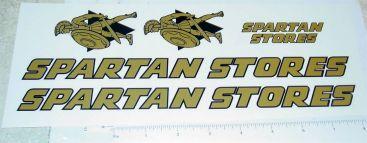 Structo Spartan Stores Semi Sticker Set Main Image