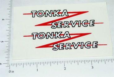 Tonka Service Van Stickers Main Image