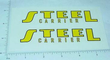 Tonka Steel Carrier Semi Sticker Set Main Image