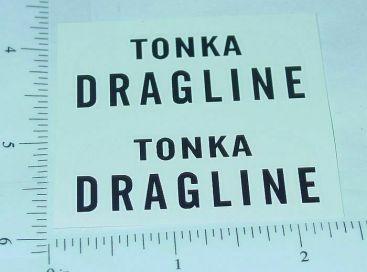 Tonka Dragline (1959 & 60)  Stickers Main Image