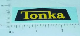 Mighty Tonka Pentagon Style Grill Logo Sticker