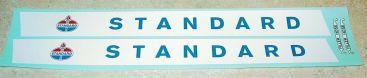 Tonka Standard Oil Tanker Sticker Set Main Image