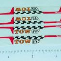 Pair Tiny Tonka Towing Original NOS Sticker Set Main Image