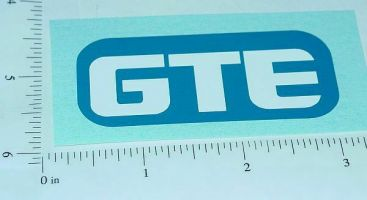 Tonka GTE Hard Hat Construction Toy Sticker Main Image