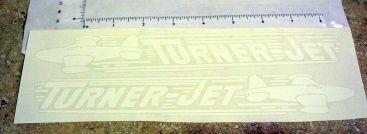Turner Toys Jet Wagon Sticker Set Main Image