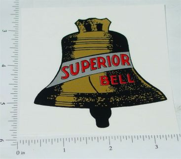 Caille Superior Bell Trade Stimulator Replacement Sticker Main Image