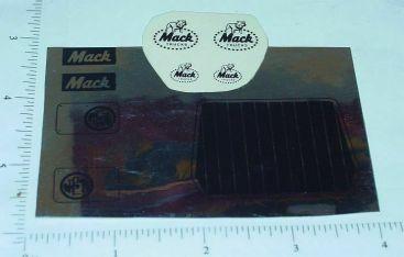 Custom Mack Trucks Stickers Main Image