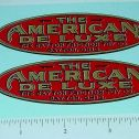 Dayton Friction American National Bus Stickers Main Image