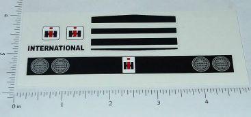 Ertl International 1:32 IHC Dump Truck Stickers Main Image