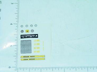 John Deere WA-14 & WA-17 Sticker Set 1:64 Main Image