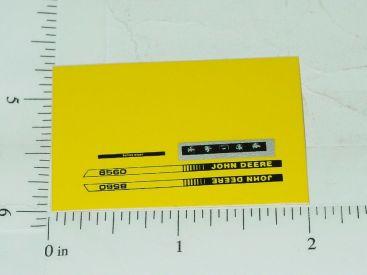 John Deere 8560 Set 1:64 Main Image