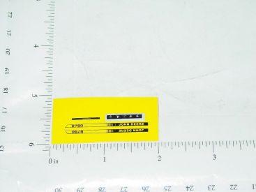 John Deere 8760 Combine Sticker Set 1:64 Main Image