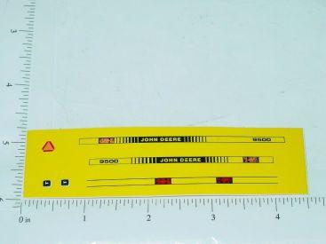 John Deere 9500 Tractor & Implement Sticker Main Image