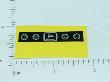 John Deere Sticker Set Main Image