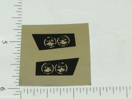 John Deere Sticker Set for Cab