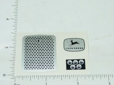 John Deere 450 Crawler Stickers Main Image