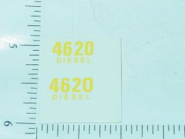 John Deere 4620 Diesel Model Number Stickers