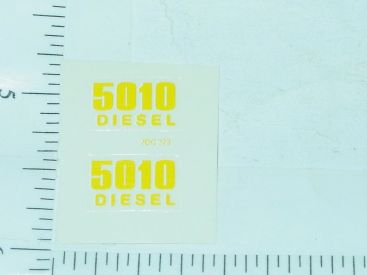 John Deere 5010 Diesel Model Number Stickers Main Image