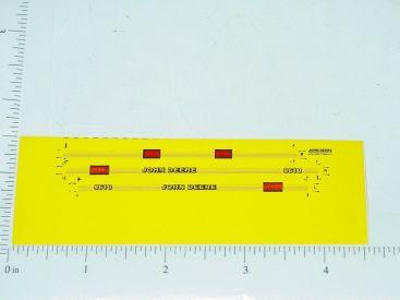 John Deere 9610 Combine Stickers Main Image